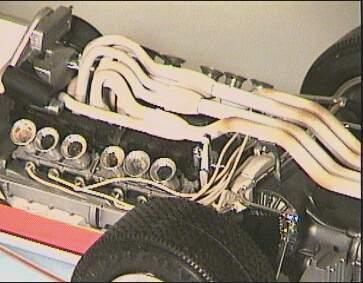 Tamiya 1:12 Honda RA273 1966